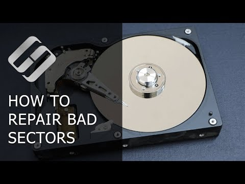 How to Repair Bad Sectors on Hard Drive in 2018 with HDD Regenerator ⚕️💻👨💻