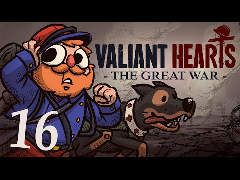 never - The finale of Valiant Hearts. It's a tearjerker. • Watch Cox n' Crendor on http://www.youtube.com/coxncrendor • Listen to Cox n' Crendor in the Morning! The best PODCAST! On iTunes!:...