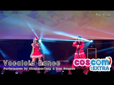 COSCOM EXTRA : Christmas – Vocaloid Dance
