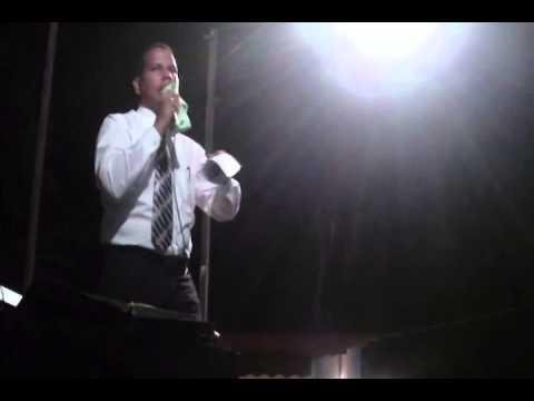 Noche de testimonio con el Evangelista Luis Dominguez