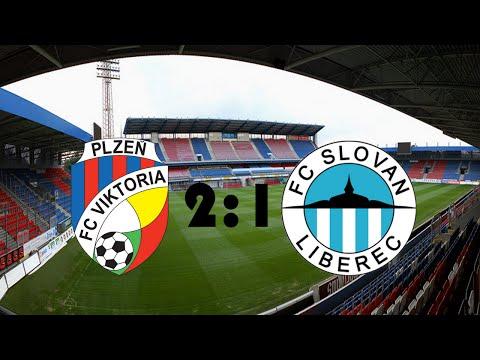 Viktoria Plzeň - Slovan Liberec --- Synot Liga (2:1)
