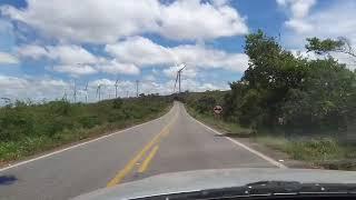 9. Torres de energia eólica - Rodovia BR 430 Caetité - Igaporã / Bahia
