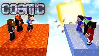 The Adventures of Blue Team - Minecraft Cosmic Sky Omega #1   JeromeASF