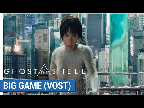 GHOST IN THE SHELL | Big Game Spot | VOSTFR | Paramount Pictures France