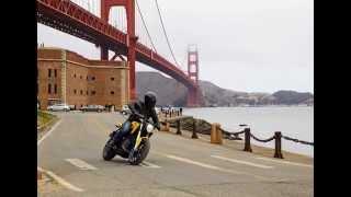 5. 2015 Zero S motorcycle
