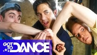 Adam Garcia's Brain Box Quiz | Got To Dance 2014