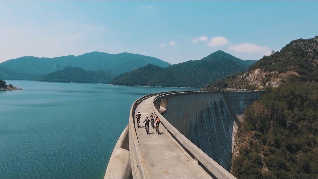 EVASIÓN TV: Cicloturismo en la Costa Brava