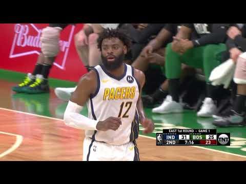 Indiana Pacers vs Boston Celtics 04/14/2019 Highlights