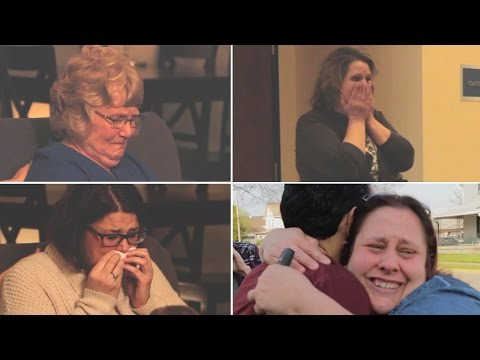 Single Mom' Brought To Tears After They Receive Brand New Cars | Hope Dealer