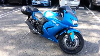 8. 2010 Kawasaki Ninja 250R Review