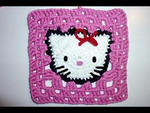 How to Crochet * Hello Lucy Granny Square * Part 1