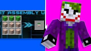 Minecraft - Playing As JOKER In Crazycraft | JeromeASF