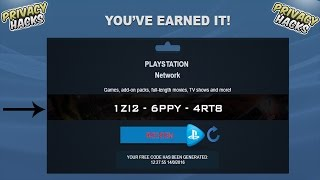 Dec 20, 2016 ... HOW TO GET UNLIMITED FREE PSN CODES 2016  PS4 & PS3  No Survey No nDownload. PRIVACYHACKS. Loading. ... so it says no survey but at the end nthose links take you to surveyufeff. Read more. Show less. Reply 17 18.