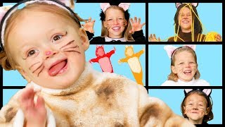 Watch more nursery rhymes here: https://youtu.be/6W7UFBFP2OI?list=PLxe_jQ8vBY6aynVfTJychIR0cy7KCQY4rKitty Family Song  Finger Family Nursery Rhymes and Baby SongsMeow! What a cute kitty family! Daddy kitty, Mommy kitty, Sister kitty, Brother kitty, and Baby kitty are all playing with yarn. But they get pretty tangled up. Watch them help each other out like family should. And tell us which kitty is your favorite! Finger Animals Song (part 2)  Nursery Rhymes  Kids Songs  Baby Songs https://youtu.be/Q7dx3LFVk60?list=PLxe_jQ8vBY6aynVfTJychIR0cy7KCQY4rBath Time Songs  The Bath Song  Wash Your Hands Song  Nursery Rhymes https://youtu.be/cAjGqQj7UdE?list=PLxe_jQ8vBY6aynVfTJychIR0cy7KCQY4rWhat if Everybody did It?  Recycling Song  Conservation Song  Nursery Rhymes  Kids Songs https://youtu.be/BrH1qvjLTTs?list=PLxe_jQ8vBY6aynVfTJychIR0cy7KCQY4rABC Song  Lego Alphabet Song  ABCs  Nursery Rhymes  Kids Songs https://youtu.be/T-kcxFdFE-E?list=PLxe_jQ8vBY6aynVfTJychIR0cy7KCQY4rJohny Johny Yes Papa  Nursery Rhymes  Johny Johny https://youtu.be/D2CoNU_EJHw?list=PLxe_jQ8vBY6aynVfTJychIR0cy7KCQY4rIf You're Happy and You Know It  Kids Songs  Actions Song for Kids https://youtu.be/Dee-GVEBkHA?list=PLxe_jQ8vBY6aynVfTJychIR0cy7KCQY4rFace Paint Song and MORE Nursery Rhymes  90 minutes  Songs for Kids https://youtu.be/6W7UFBFP2OI?list=PLxe_jQ8vBY6aynVfTJychIR0cy7KCQY4r3 Little Kittens  Nursery Rhymes  Kids Songs https://youtu.be/QszY7sAuKoo?list=PLxe_jQ8vBY6aynVfTJychIR0cy7KCQY4rNursery Rhyme Super Compilation  3 hours  Educational https://youtu.be/INJSVU46s_0?list=PLxe_jQ8vBY6aynVfTJychIR0cy7KCQY4r10 in the Bed (Counting Song)  Ten in the Bed  Nursery Rhymes #NurseryRhymes https://youtu.be/YNuwyHgEuIg?list=PLxe_jQ8vBY6aynVfTJychIR0cy7KCQY4rMary Had a Little Lamb  Nursery Rhymes https://youtu.be/8qnwxlQ9bik?list=PLxe_jQ8vBY6aynVfTJychIR0cy7KCQY4rGoldilocks and the Three Bears  Kids Songs  Nursery Rhymes https://youtu.be/IGoPXUOlV9o?list=PLxe_jQ8vBY6aynVfTJychIR0cy7KCQY4r5 Little Ducks  Nursery Rhymes  Kids Songs https://youtu.be/JG3xtwLeqPc?list=PLxe_jQ8vBY6aynVfTJychIR0cy7KCQY4rLittle Red Riding Hood  Nursery Rhymes  Fairy Tales https://youtu.be/lbgfDbcSOyY?list=PLxe_jQ8vBY6aynVfTJychIR0cy7KCQY4rFood Songs For Kids  Songs about Food  Nursery Rhymes  Kids Songs  Educational https://youtu.be/ZglFWN4YG3Y?list=PLxe_jQ8vBY6aynVfTJychIR0cy7KCQY4rNumbers & Letters Songs For Kids  Over 1.5 Hours  Nursery Rhymes  Kids Songs  Educational https://youtu.be/9yXQ-lBWO7g?list=PLxe_jQ8vBY6aynVfTJychIR0cy7KCQY4rWheels on the Bus Farm Animals  Animal Songs Nursery Rhymes https://youtu.be/S3MTv4dfh10?list=PLxe_jQ8vBY6aynVfTJychIR0cy7KCQY4rBaby Family Song  Finger Family Song  Nursery Rhymes  Adorable Babies https://youtu.be/grCW_n3zrJY?list=PLxe_jQ8vBY6aynVfTJychIR0cy7KCQY4rLondon Bridge is Falling Down  FUNTASTIC TV https://youtu.be/-i6kmqqCoa4?list=PLxe_jQ8vBY6aynVfTJychIR0cy7KCQY4rCounting and Number Songs  Nursery Rhymes  Kids Songs  Educational https://youtu.be/0C3IJM4AnMI?list=PLxe_jQ8vBY6aynVfTJychIR0cy7KCQY4rPhonics Letter A  Phonics Song  Songs for Kids https://youtu.be/CqdGrdxs1KI?list=PLxe_jQ8vBY6aynVfTJychIR0cy7KCQY4rBingo  Nursery Rhymes B-I-N-G-O https://youtu.be/14YSavLqTgg?list=PLxe_jQ8vBY6aynVfTJychIR0cy7KCQY4rBear Hunt  Nursery Rhymes  90 MIN  Action Songs https://youtu.be/g74_PMwD6N0?list=PLxe_jQ8vBY6aynVfTJychIR0cy7KCQY4rLyrics:  It's the Kitty Family!  The Kitty Family SongThe Kitty Family SongThe Kitty Family SongThe Kitty Family SongDaddy Kitty, Daddy KittyWhere are you? Here I amHere I amHow do you do?  I love you!  Daddy Kitty, Daddy KittyWhere are you? Here I amHere I amHow do you do?  I love you!  Mommy Kitty, Mommy KittyWhere are you? Here I amHere I amHow do you do?  I love you!  Brother Kitty, Brother KittyWhere are you? Here I amHere I amHow do you do?  I love you!  Sister Kitty, Sister KittyWhere are you? Here I amHere I amHow do you do?  I love you!  Baby Kitty, Baby KittyWhere are you? Here I amHere I amHow do you do?  I love you!  There's Father, and Mother, and Sister and BrotherAnd Little Cutie Baby too.  So cute! We're Family and FriendsOur Love Never EndsWe Are FamilyA Woo-HooPlease SUBSCRIBE here: http://bit.ly/subscribe2funtastic