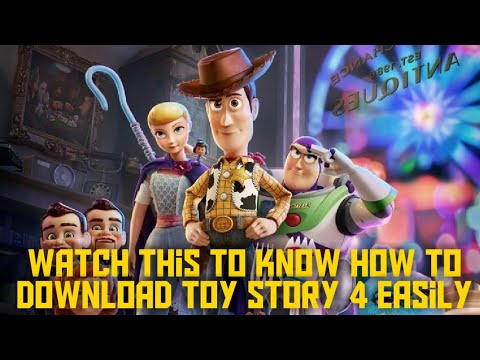 How to download toy story 4