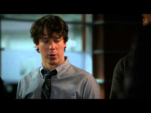 The Newsroom 2.09 (Clip 'Will's Team Stands Behind Him')