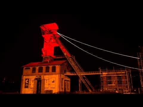 Decouvrez la mise en lumière du Musée de la mine de Saint Etienne