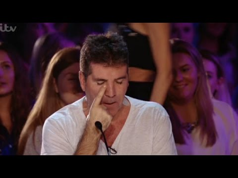SUSAN BOYLE MAKES SIMON COWELL CRY!