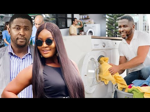 From Roadside Dry cleaner To Billionaire Husband  Season 11&12 - Chizzy Alichi  2021 Latest  Movie