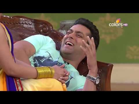 Comedy Nights With Kapil - Jai Ho Salman - 18th January 2014 - Full Episode (HD)