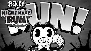 Bendy in Nightmare Run - Final Act: Bendy Walks the Plank [Android Gameplay]
