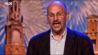 Video Holland's Got Talent 2010 - Martin The Dutch Paul Potts MP3, 3GP, MP4, WEBM, AVI, FLV Juli 2018