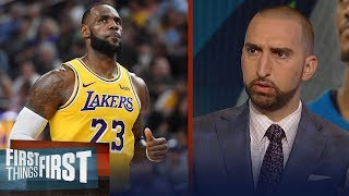 Video Nick and Cris weigh in on NBA players avoiding teaming up with LeBron | NBA | FIRST THINGS FIRST MP3, 3GP, MP4, WEBM, AVI, FLV Oktober 2018