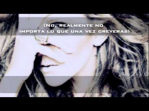 Celine Dion Eyes On Me (en Español)