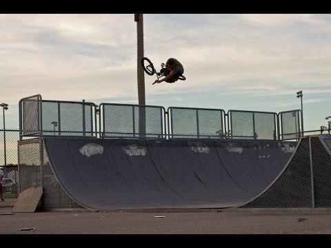 Anthony Panza @ Tanner Skatepark 2013