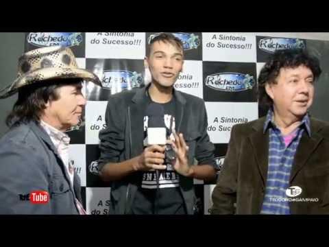 Entrevista Teodoro e Sampaio-Expo Rochedo de Minas-TchêTUBE