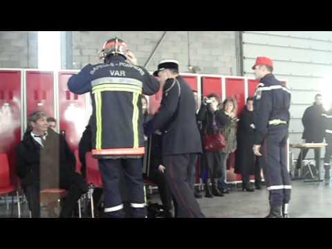 Démonstration FIA 02/08 - Formation Pompier Professionnel
