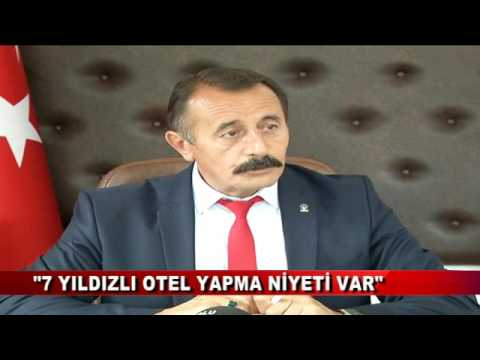 ''7 YILDIZLI OTEL YAPMA NİYETİ VAR''