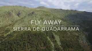 Sierra de Guadarrama Spain  city photos : Flyaway drone over Sierra de Guadarrama / Sobre la Sierra de Guadarrama con Drone