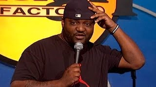 Aries Spears - Obama (Stand Up)