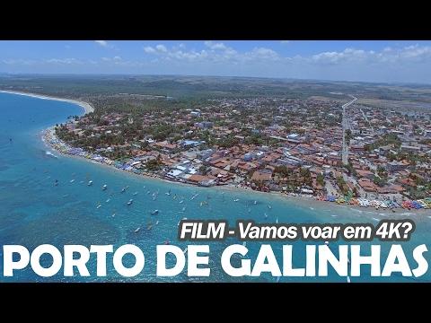 Faça uma viagem inesquecível por Porto de Galinhas!