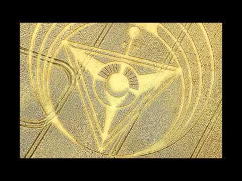 VIDEO DES DERNIERS CROP-CIRCLES 2013 ANGLETERRE