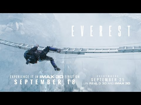 Everest (2015) (IMAX Trailer)