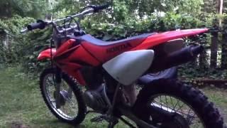 9. 2007 HONDA CRF 100F