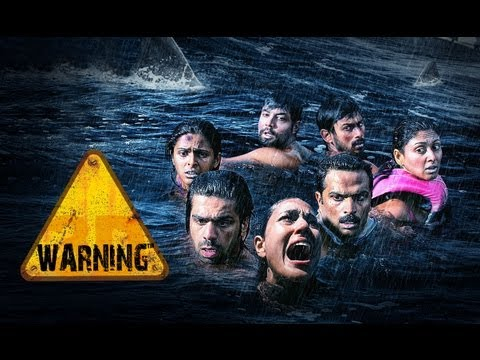 Warning (Unseen Theatrical Trailer) | Santosh Barmola & Suzana Rodrigues