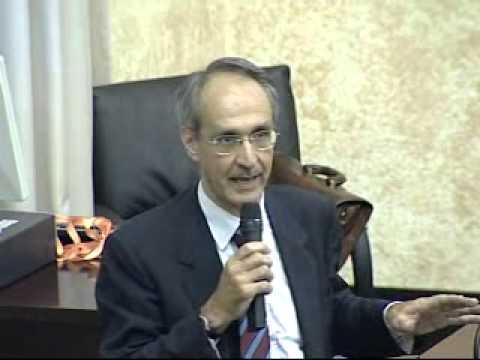 Secondo intervento del Prof. Pietro Ichino