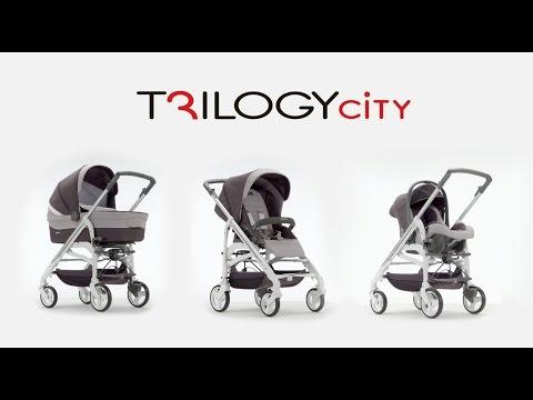 Sistema Trio Trilogy City Inglesina - Video Tutorial