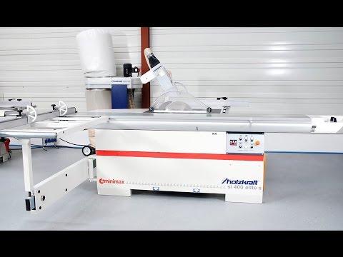 HOLZKRAFT - si 400 elite s 32 M A Professional Sliding Table Saw