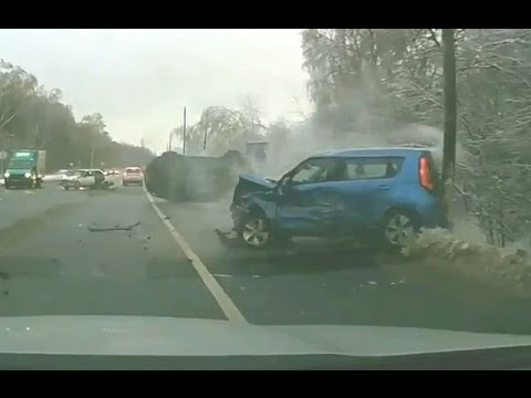 Подборка аварий и дтп 20 11 2016