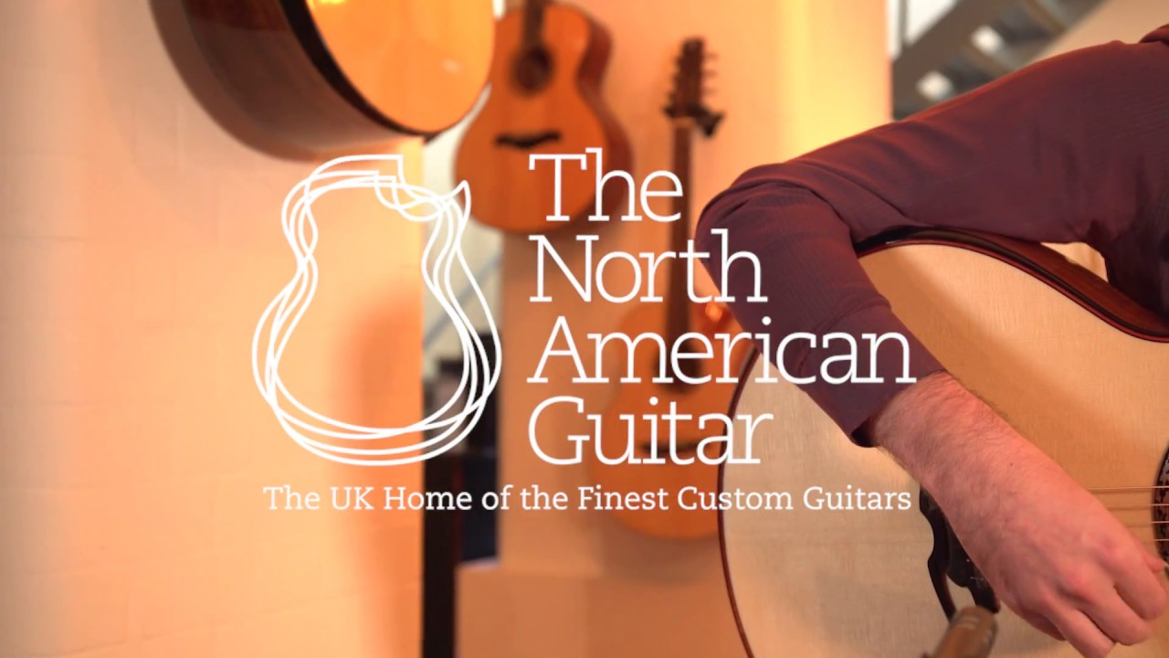 Casimi C3 Signature Acoustic Guitar, Played by Will McNicol (Part One)