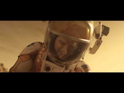Watch The Visual Effects Used In The Martian