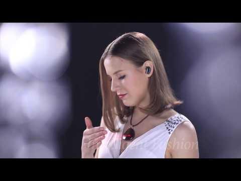 Smart Necklace – Miragii official video in CES 2015 Las Vegas (BCopy version)