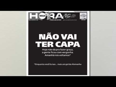 Goleada sobre o Brasil surpreende a imprensa mundial