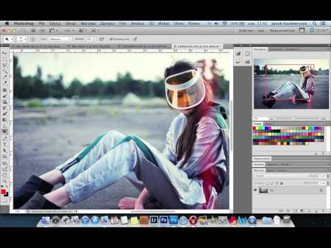 Skróty klawiszowe w Adobe Photoshop - poradnik wideo