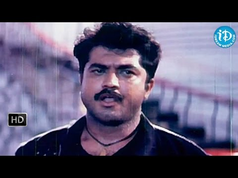 Daring Hero Movie - Sarathkumar Action Scene