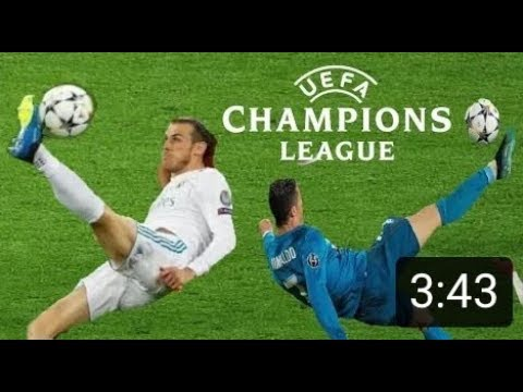 Best Goals Ever Scored in Champions League